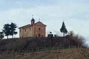Cunico - Chiesa campestre di San Martino