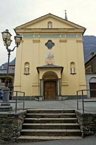Issogne - Santa Maria Assunta