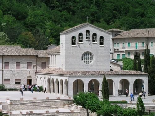 Cascia - Santuario di S. Rita