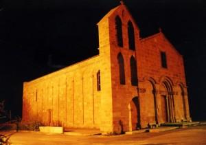 chiesa di San Pietro di Zuri