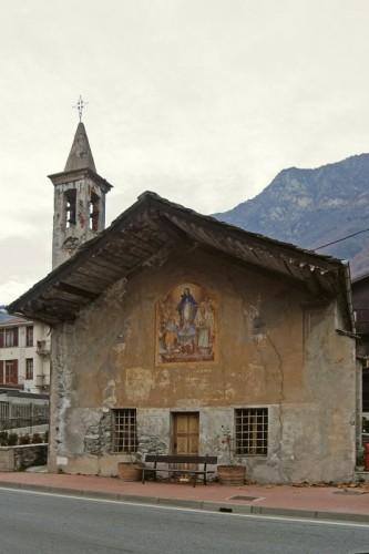 Donnas - Donnas - Cappella di San Rocco