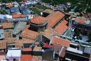 i tetti di santa lucia dal castello