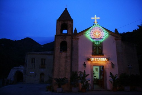 Monforte San Giorgio - chiesetta dela madonna del crispino