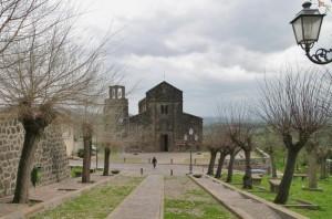 Basilica di N.S. del Regno e scalinata