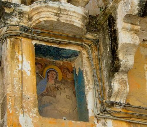 Grottaglie - deposizione di Cristo