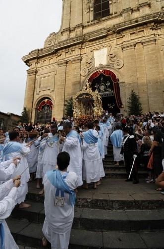 Enna - Madonna della Visitazione