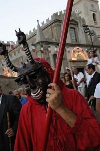La Lucia e il diavolo