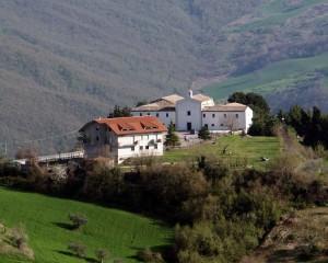 Convento Santa Maria di Giosafat -Visto dall'alto-