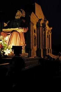 la notte di Santu Luca