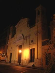 Castellammare del Golfo (TP) - Chiesa di S. Antonio da Padova