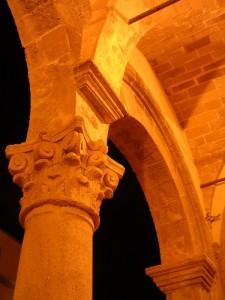 Marsala - Chiesa dell'Annunziata - particolare