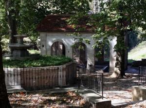 Fontana e Lavatoio di Santa Maria Pura