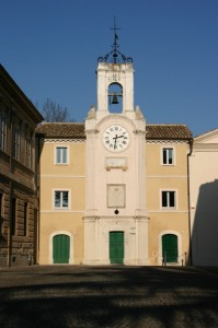 Monte Porzio la Chiesa di S. Maria Assunta