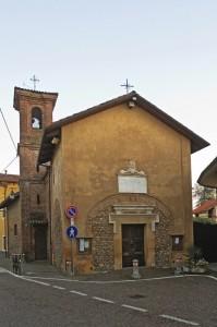 Robassomero - Cappella di San Carlo Borromeo