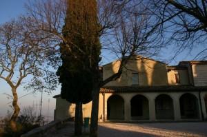 il convento dei Frati Cappuccini di Fossombrone