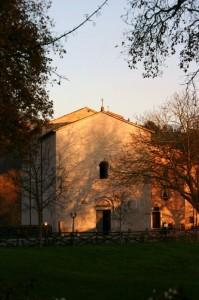 Abbazia di San Vincenzo al Furlo