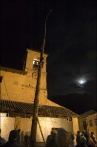 Alzata del calenne a San Panfilo