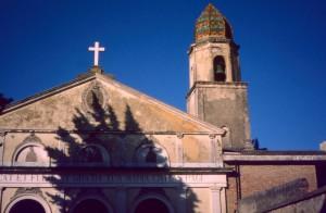 Santuario della Madonna delle Grazie a Spezzano Albanese