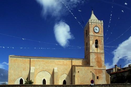 Oliena - Chiesa di Santa Maria