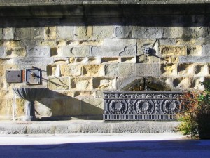 Fontane in Piazza