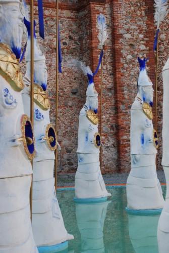 Castellamonte - Particolare della fontana che...FUMA