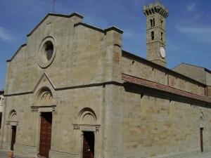 La cattedrale di San Romolo