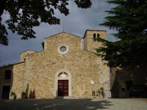 La Pieve di Sant'Agnese