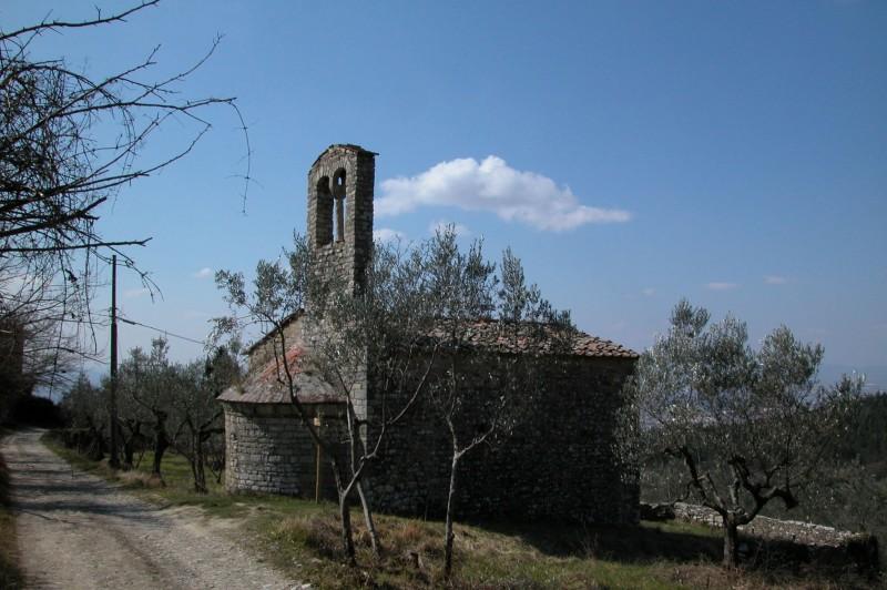 ''chiesetta dimenticata'' - Sesto Fiorentino