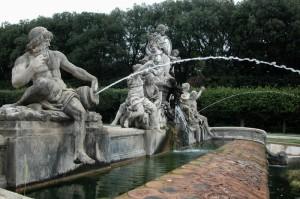 fontane in fila