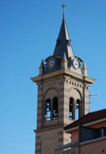 S. Agostino - Torre campanaria