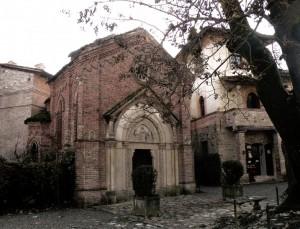 - chiesetta gotica -