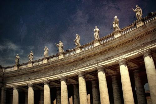 Roma - Colonnato