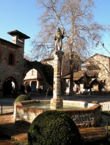 - fontana del salice -