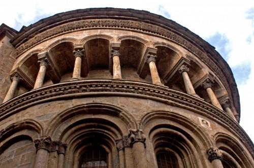Bergamo - Medieval arches