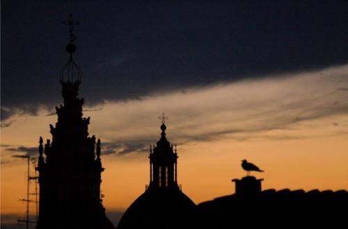 Roma - Tramonto romano