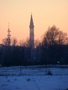 Campanile del Duomo di Alessandria