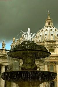 Fontana A San Pietro