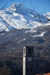 Campanile di San Lorenzo e Monte Mucrone