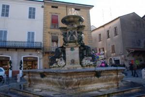 La fontana monumentale