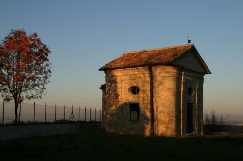 Cartoceto - La chiesetta di Sant'Anna