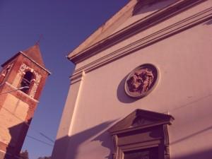 Chiesa Santi Jacopo e Andrea zona Alta versilia