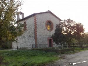 La Chiesetta Madonna del Ponte