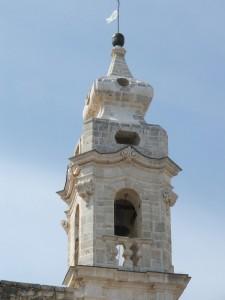 Chiesa Sacro Cuore campanile