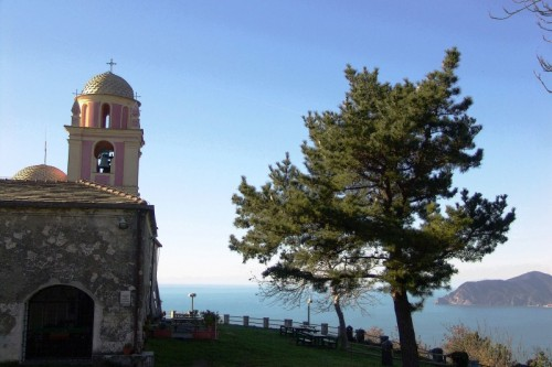 Riomaggiore - Montenero