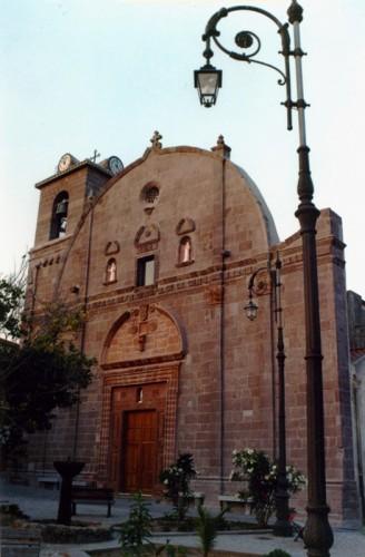 Sorradile - Chiesa parrocchiale di San Sebastiano