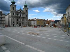 Chiesa di Sant'Ignazio e il Cielo