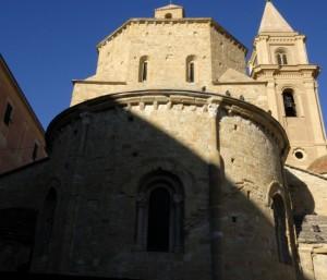 Cattedrale di Ventimiglia alta (lato b)