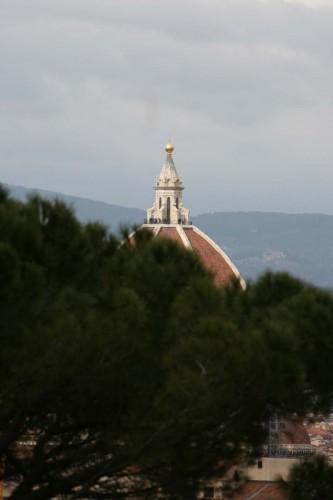 Firenze - il cupolone nascosto