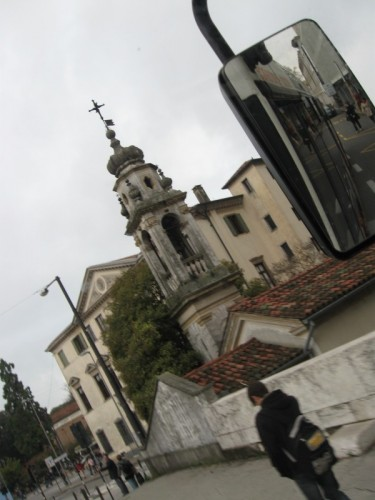 Padova - fotografia storta