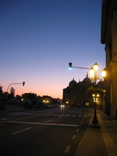 Padova - Alle 6 davanti a Giustina